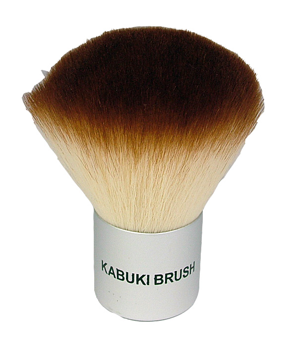 What is a kabuki brush for